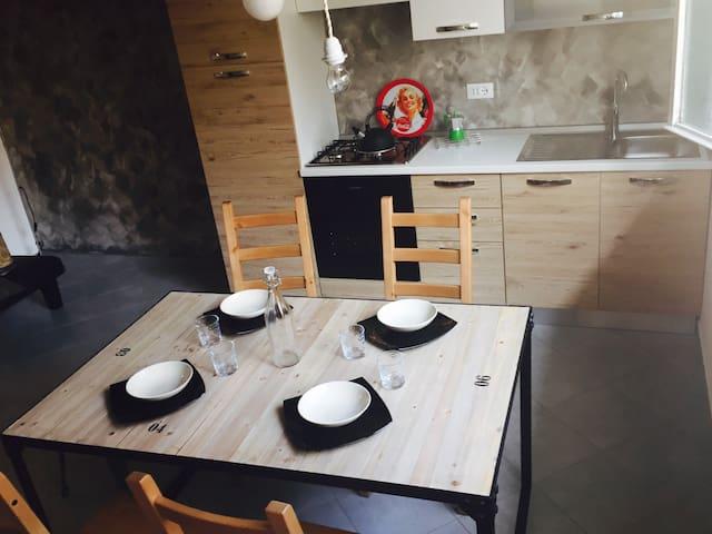 Appartamento tra mare e ciclabile - Riva Ligure