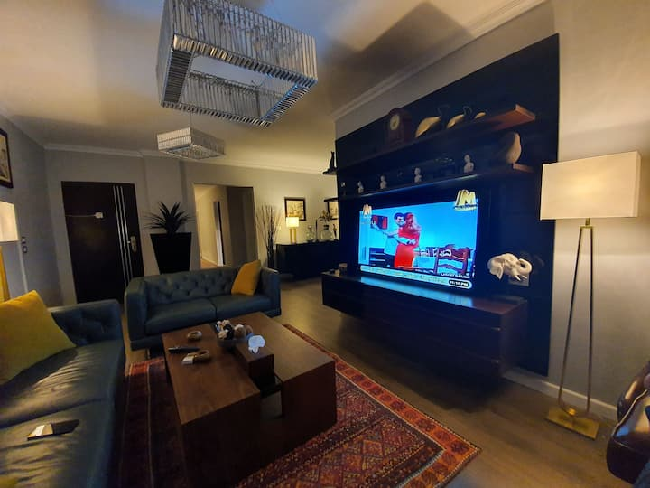 Luxury apartment for daily rental