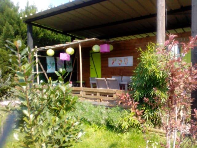 ...Home Sweet Home à la campagne... - Livron-sur-Drôme - Bungalow