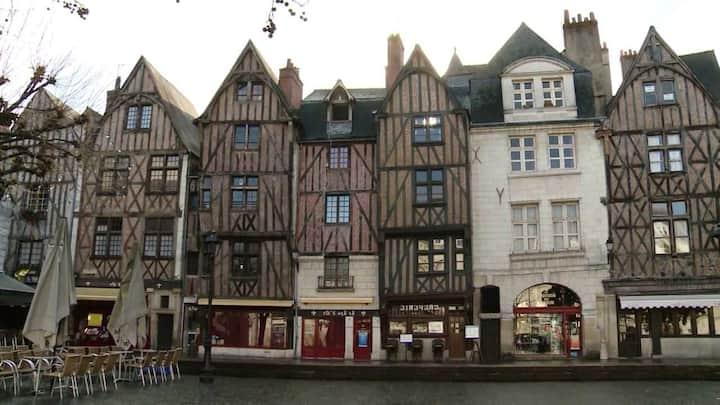 Vieux Tours Home
