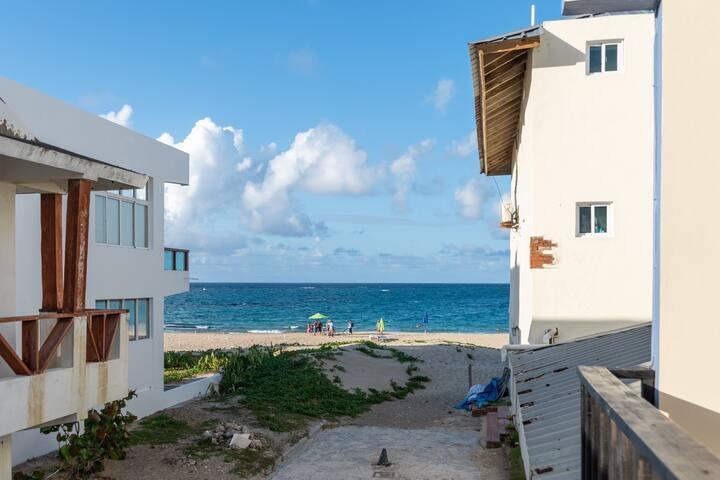 Fantástico apartamento de playa