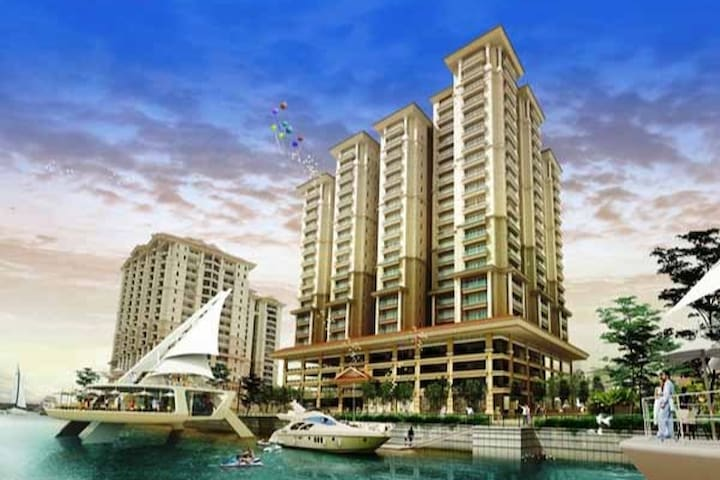 Riverine Emerald Resort Homestay