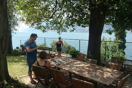 Relaxing House directly to the Lake (Casa Tonini) - Malcesine - 住宿加早餐