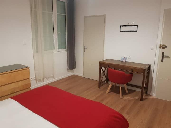 Appartement climatisé consacré à la location