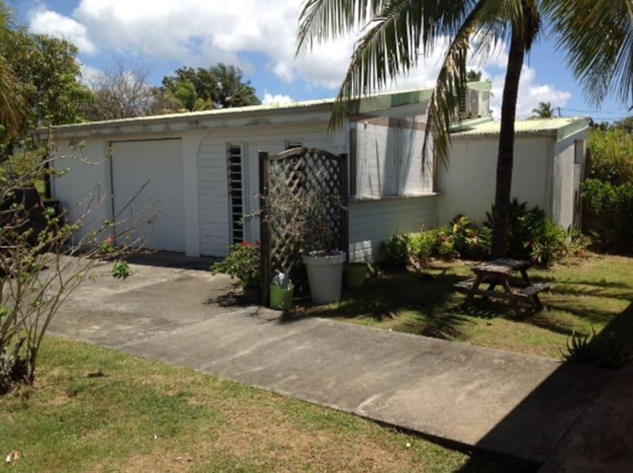 Le bungalow indépendant