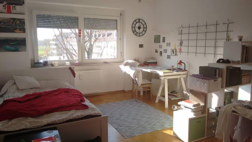 Single room/schönes Zimmer - Ostfildern - Lejlighed