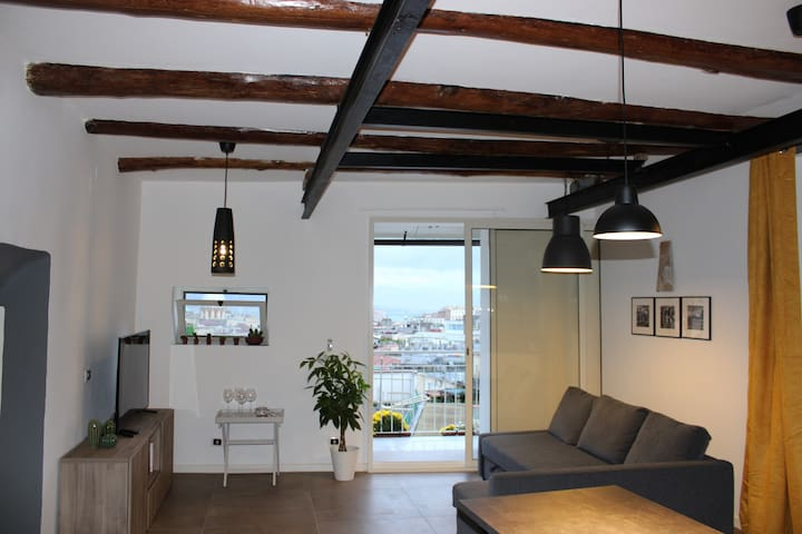 Apartament with view in the historic center