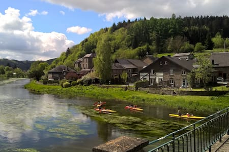 Riverside farmhouse appartment - Vresse-sur-Semois - アパート