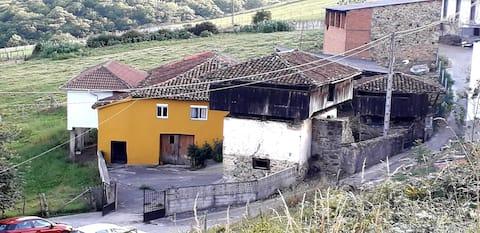 Casa rural, para desconectar