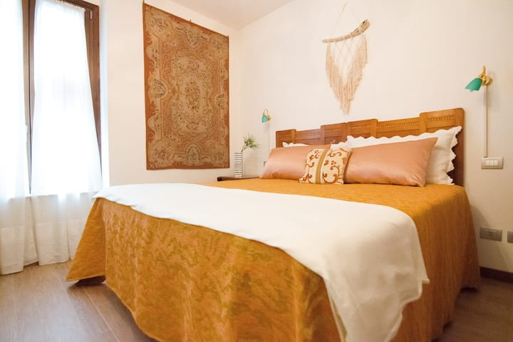 Francesca da Rimini Double Room Ground Floor