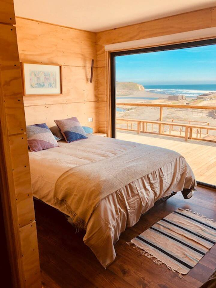Suite-Sunset, en la playa -Vega de Pupuya