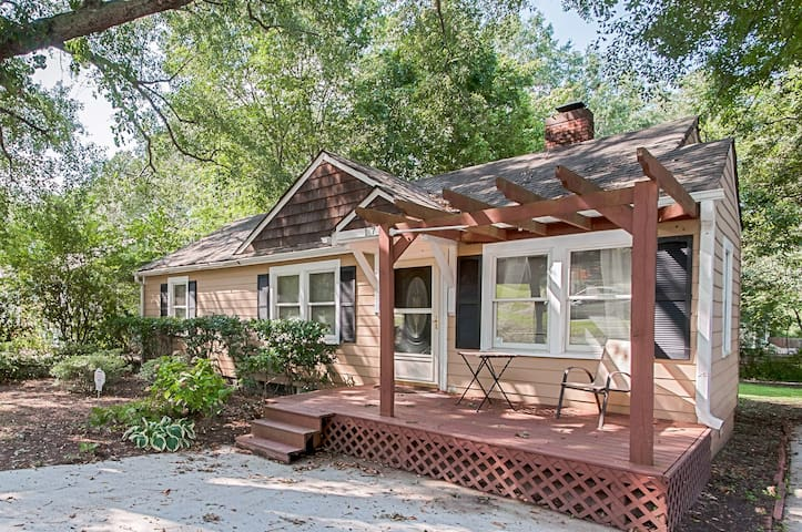 Beautiful SFH close to Downtown & Little 5 Points