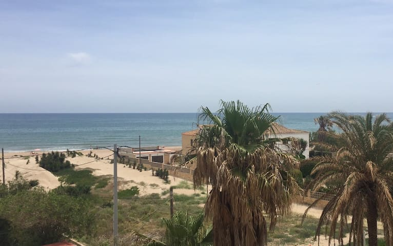 Valencia. Apartment 50 meters from the beach