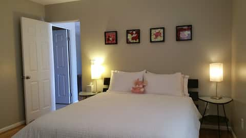 SECURE, FULLY FURNISHED GUEST HOUSE, POWAY