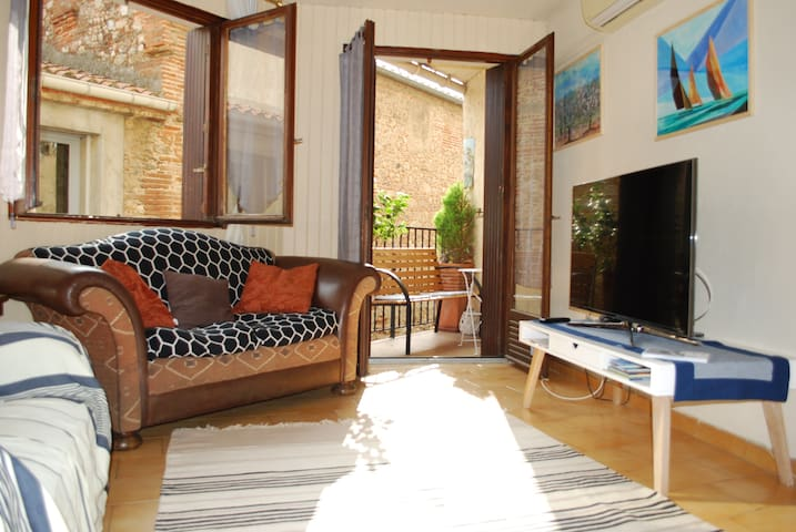 Maison confortable à St Cyprien, près de la mer - Saint-Cyprien - Dům