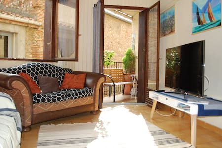 Maison confortable à St Cyprien, près de la mer - Saint-Cyprien - Hus