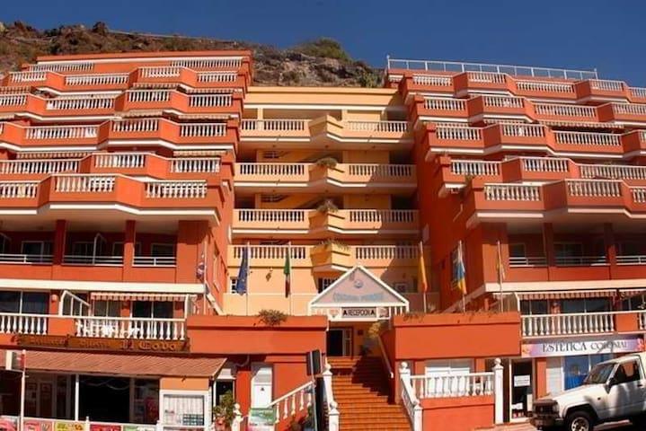 Los Gigantes, Colonial Parque - Santiago del Teide - Appartement