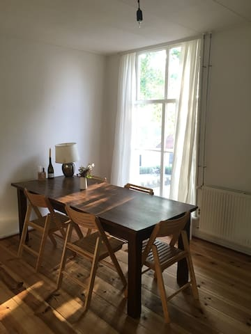 Bright and large apartment in the center! - Zutphen - Pis