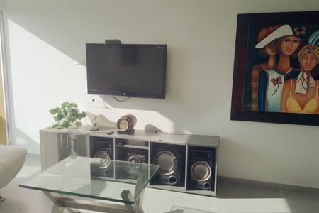 Hermoso Apartamento en Monteverde
