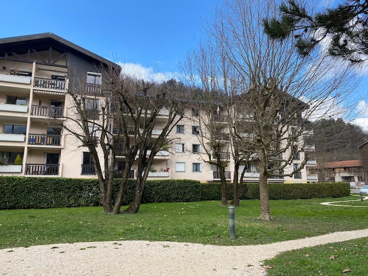 Appartement Uriage