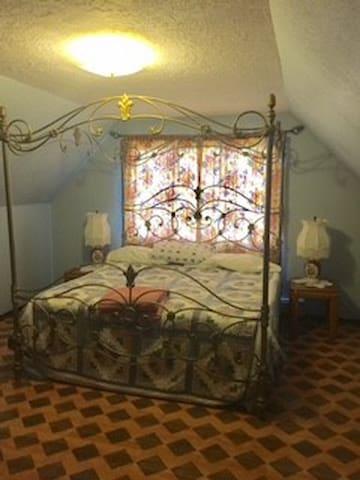 King bed - Top floor
