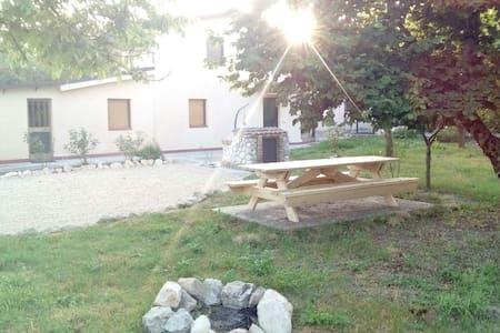 Casa singola con ampio giardino - Castel di Sangro