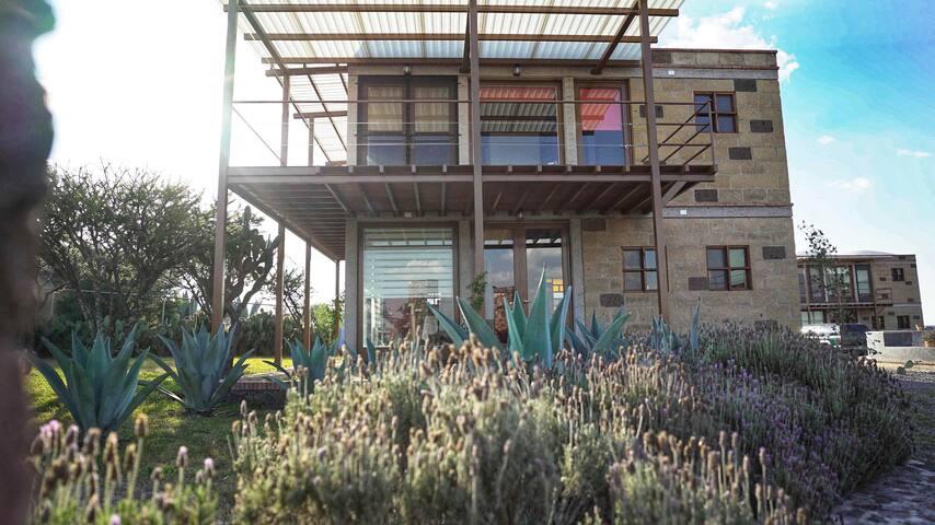 Casa de las Terrazas , hermoso espacio campestre
