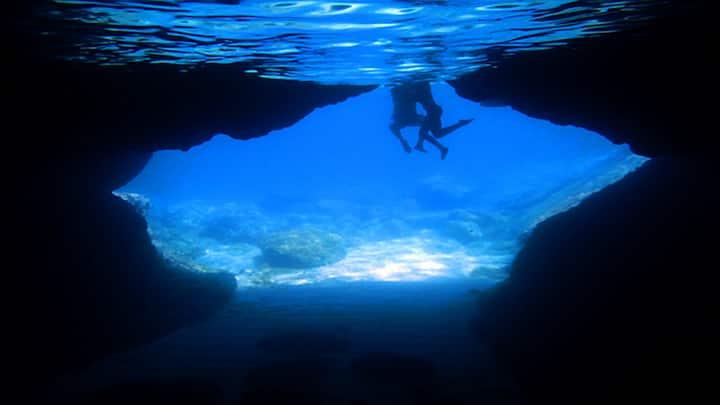 Blue Cave Koločep