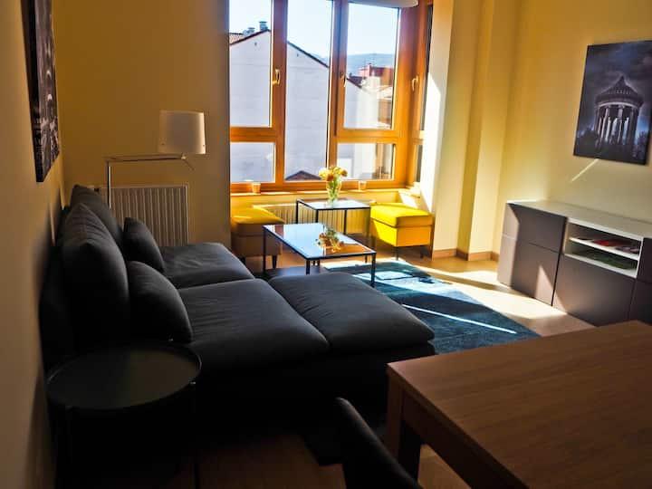 Beautiful apartment in the centre of Villaviciosa