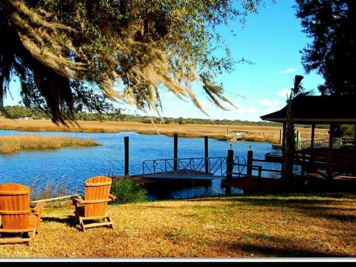 Linda's Way River Tide Cottage