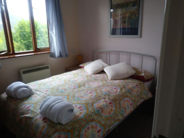 Cosy double room in friendly home