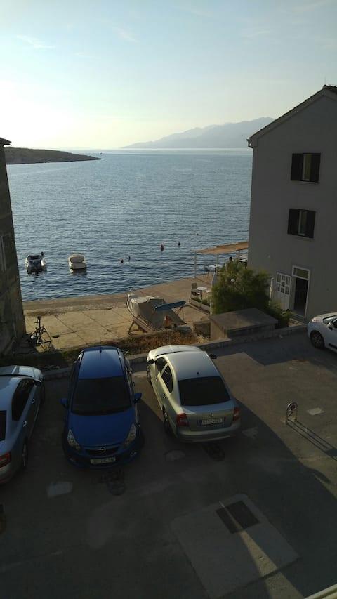Apartment close to the Sea