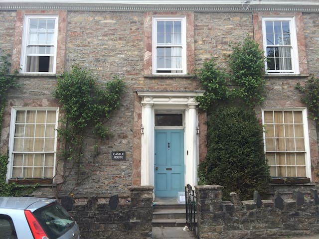 Double Room in Bampton Home (one of two) - Bampton - House