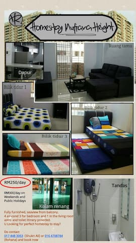 A Place just like Home. - George Town - Apartment