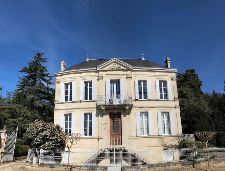La Villa du Château Belloy - Chambre du Château