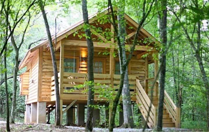 Elkin Creek Vineyard and Winery Cabin #1