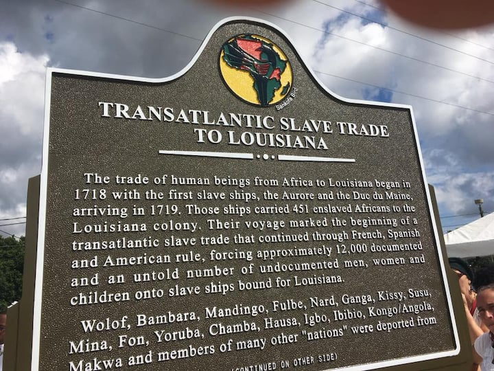 Largest slave-port in US
