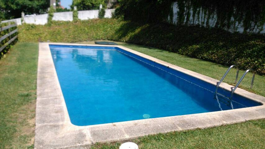 Apartamento con piscina - La Coruña, España - Byt