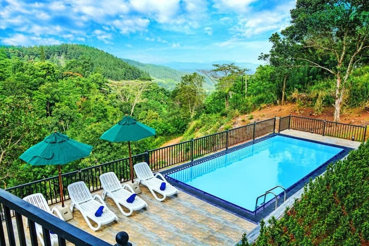 DLX Double Room with Panoramic Mountain View