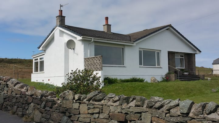 Beautiful 5 bedroom bungalow in Bruichladdich
