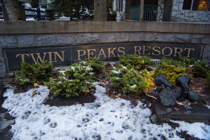 Twin Peaks Two Bedroom Apartment 304
