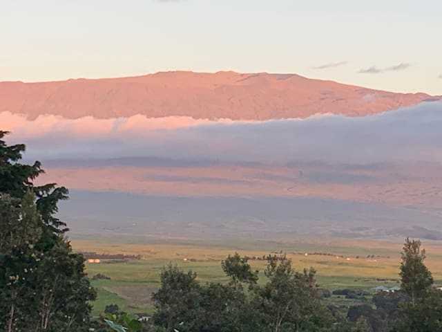 Stunning Mauna Kea Views from Your Window