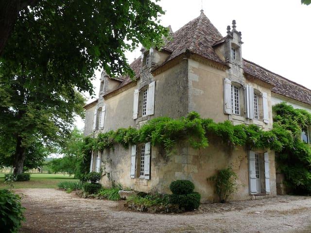 Le petit Pavillon - Liorac-sur-Louyre - Casa