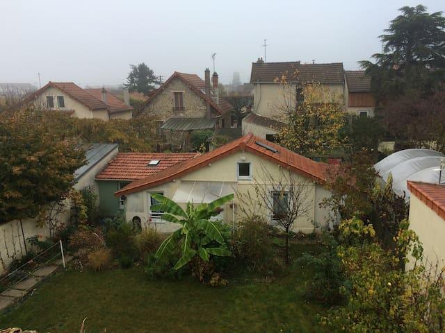Maison près Orly aéroport,breakfast - Villeneuve-le-Roi - Dům