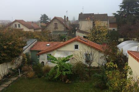 Maison près Orly aéroport,breakfast - Villeneuve-le-Roi - Dom