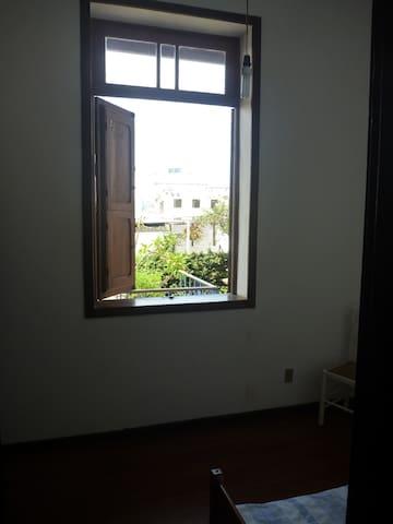 Window of front room
