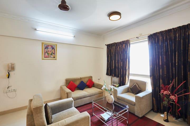 Soulful Apartments  in Chandivali - Mumbai - Appartement