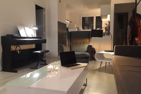 Chambre au calme - Grenoble