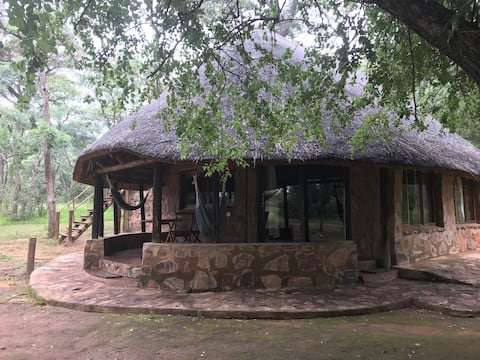 Palala River Cottage - the perfect bush hideaway