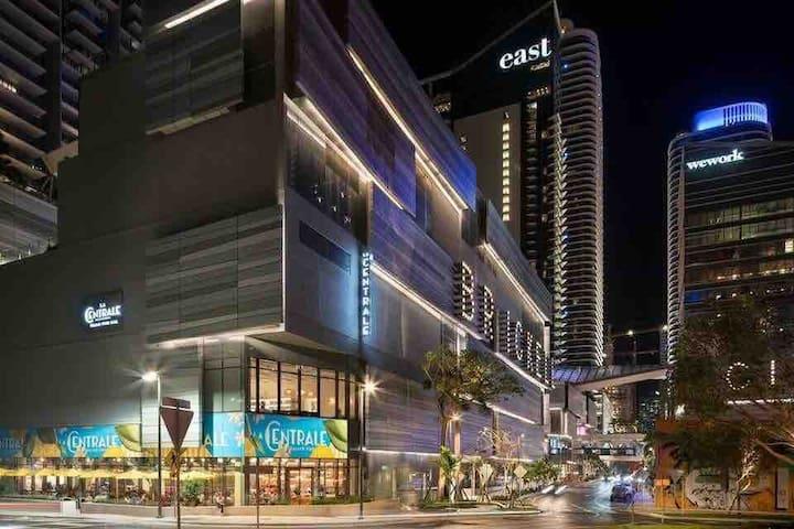 Luxury Condo Downtown Miami/Near Bayside